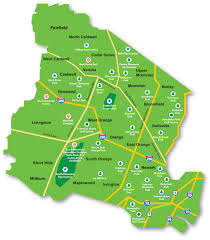 map of essex county nj essex county parks
