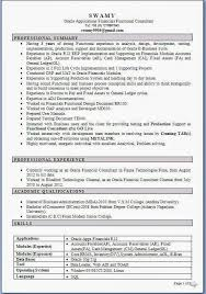 resume format for experienced accountant free download resume example accountant resume sample senior accountant job