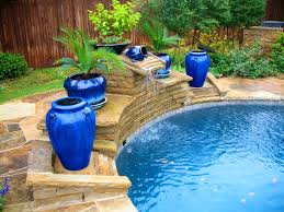furniture inspiring backyard landscaping ideas swimming pool