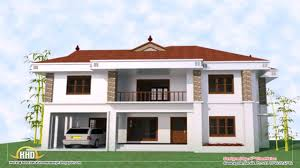two storey modern house design with floor plan youtube