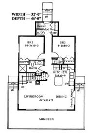 One Story Lake House Plans Free Small Cabin Plans Garden Cottage F One Level With Loft