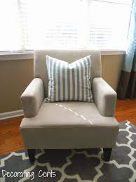 One Kings Lane Sofa by Decorating Cents A Statement Chair And One Kings Lane