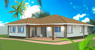 model 3 3 bedroom bungalow design negros construction