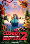 Cloudy With a Chance of Meatballs 2 | Review | Film | This Is ...