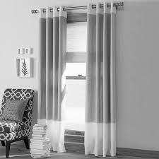curtains category sheer brown curtains yellow living room within