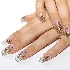 Rhinestone Nail Design Ideas Nail Art Designs With Trendy Rhinestones Nail Art Nail Art