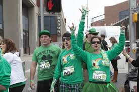 indianapolis shamrock beer run