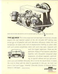 vintage corvette drawing vette vues magazine 1960 corvette magazine ads1960 corvette