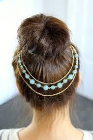 hair bun accessories accessorizing your hair bun styles hair accessories sock bun