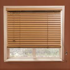 amazon com chicology faux wood blinds window horizontal 2 inch