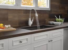 delta fuse single handle standard kitchen faucet reviews wayfair default name