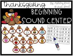 thanksgiving beginning sound center by just reed tpt