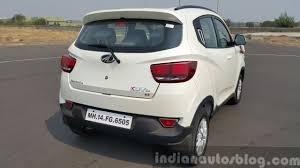 mahindra jeep price list mahindra kuv100 1 2 petrol first drive review