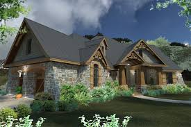 craftsman style house plan 3 beds 3 baths 2847 sq ft plan 120