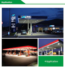 led gas station canopy lights manufacturers 130w led gas station canopy light canopy lighting bbier lighting