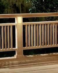 remarkable decoration wood deck railings interesting deck railing