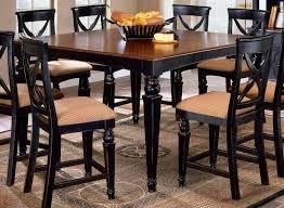 round bar height dining table u2014 carolina grown tables