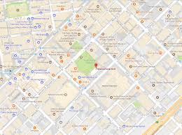 Google Map San Francisco by Mwc Americas 2017 Exhibition Conference Remoteview En