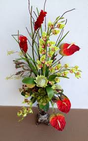 271 best silk flowers images on pinterest silk flowers flower
