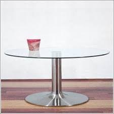 Pedestal Coffee Table Round Round Glass Coffee Table Products Bookmarks Design