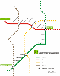 Athens Metro Map by Maracaibo Metro Map Subways Undergrounds And Metro Maps