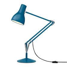 Teal Table Lamp Desk Lamps Modern U0026 Contemporary Lighting Amara