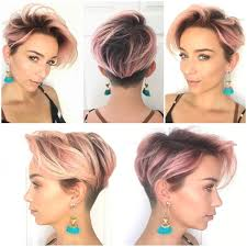 get this hairstyle http hairstyleology com pink layered undercut