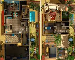 sims 3 floor plan mod the sims dreamfall home in egypt