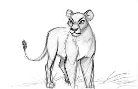 character concept art the lion king