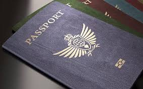 What Colour Is The South African Flag What Your Passport Color Means Travel Leisure