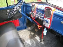 dodge truck dash 1952 dodge up truck interior truck