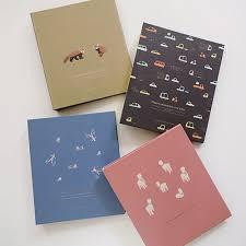 self adhesive photo albums dailylike remember our time self adhesive photo album