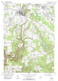 Syracuse Ny Map New York Topo Maps 7 5 Minute Topographic Maps 1 24 000 Scale