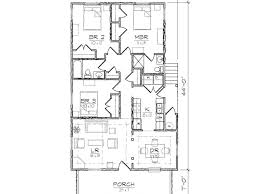 100 2 story bungalow floor plans craftsman house plans