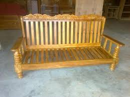 tek wood sofa teak wood furniture sathiya furn chennai id