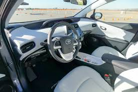 Interior Of Toyota Prius Review The 2016 Toyota Prius Is A Marvel Of Modern Engineering