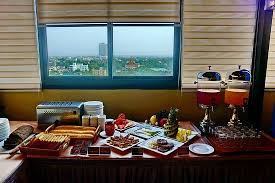 Buffet Set Up by Breakfast Buffet Set Up Picture Of The Hotel Nova Mandalay