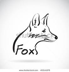 fox drawing stock images royalty free images u0026 vectors shutterstock