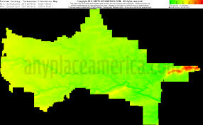 Counties In Tennessee Map by Free Putnam County Tennessee Topo Maps U0026 Elevations
