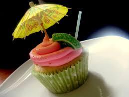 strawberry margarita three tier frontier strawberry margarita cupcakes