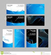 back business card business cards templates front and back stock photo image 13053570