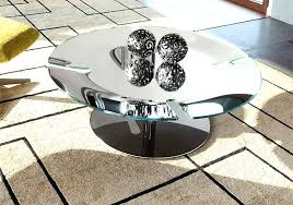 Glass And Chrome Coffee Table Modern Chrome Coffee Table Fieldofscreams
