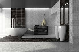 Ultra Modern Bathrooms Designs Complete With Modern Bathtub And - Ultra modern bathroom designs