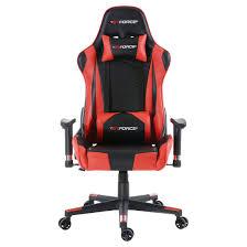 gtforce pro series reclining sports racing gaming office desk car