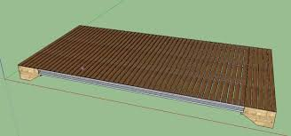 how to create a simple bridge in google sketchup 12 steps