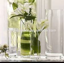 Big Glass Vases For Centerpieces by Wedding Tall Wine Glass Vase Wedding Tall Wine Glass Vase