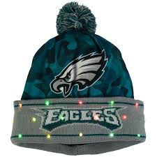philadelphia eagles midnight green camouflage light up printed