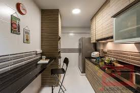 Bto Kitchen Design Hdb 4 Room Bto Industrial Blk 175a Yung Kuang Road