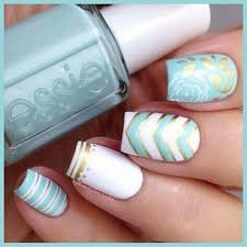 best 25 blue gold nails ideas only on pinterest royal blue