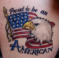 Patriotic Flag Tattoos Patriotic Tattoos Tattoo Creatives